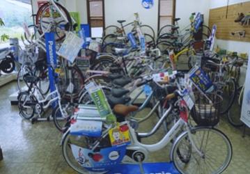 画像:バイク&サイクルモリザワ2