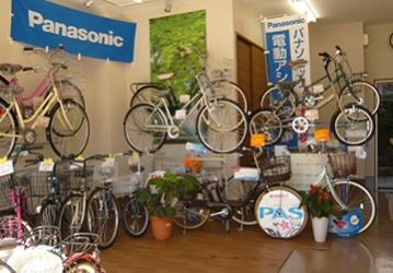 画像:(有)山崎自転車商会2