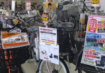 画像:(有)川西自転車店1