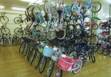画像:自転車のタニサダ2