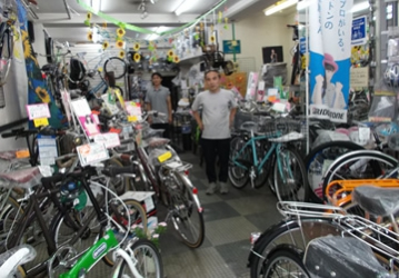 画像:(有)三宅自転車店2