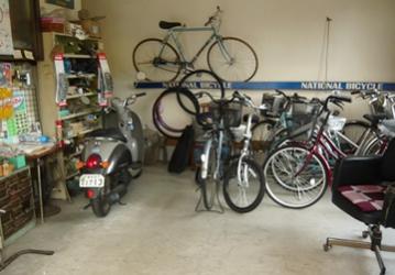 画像:柴田自転車店2