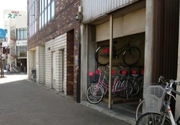 画像:多田自転車商会1